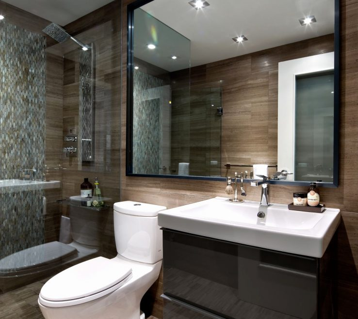 Mesmerizing Small Modern Bathroom Of Bathrooms Designs For Spaces Fresh