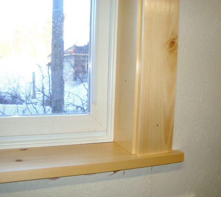 Mesmerizing Window Sill Ideas Of Trim 6