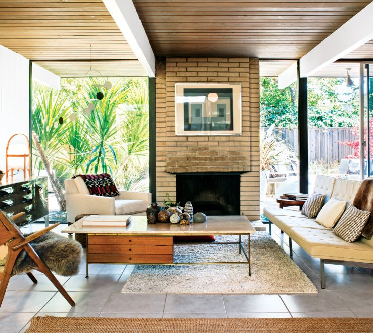Mid Century Modern Interiors Of An Overview Of Mid Century Style