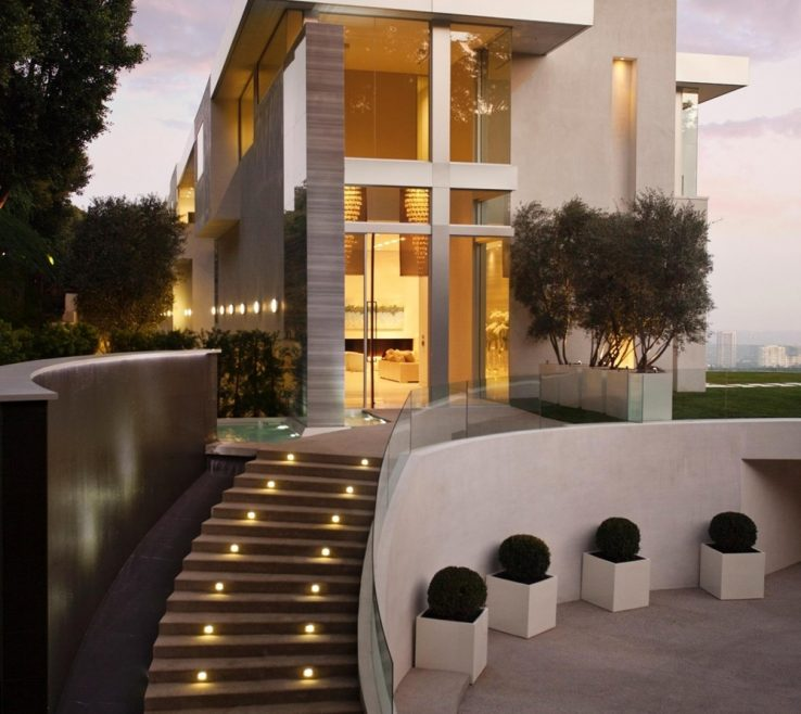 Modern Es Design Of Whipple Russell Architects Elegant Luxury Home