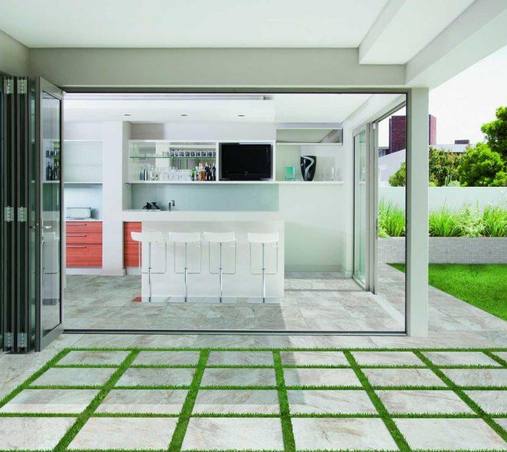 Outdoor Floor Design Of Rocking20 Stone Effect Indoor And