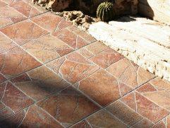 Outdoor Floor Design