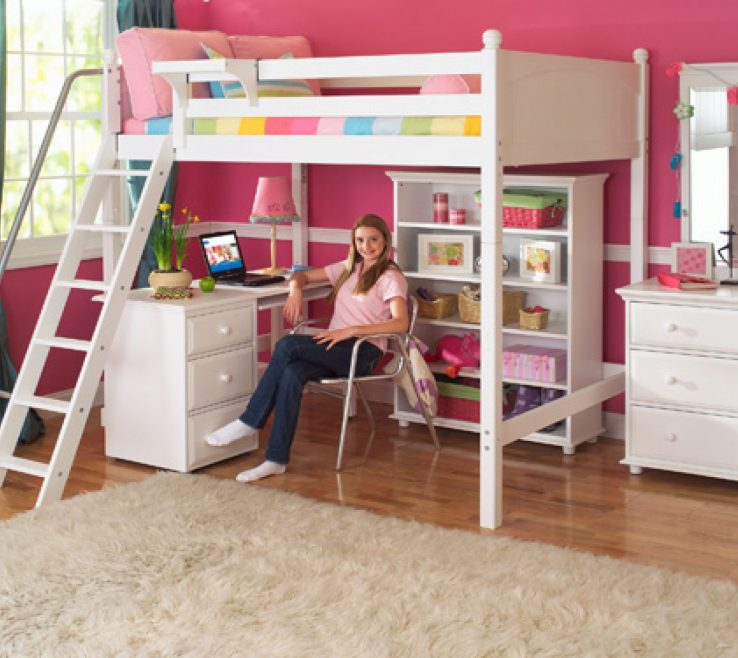 Picturesque Childrens Storage Beds For Small Rooms Of Full Size Of Lovely Teenage Girls