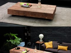 Coffee Tables That Turn Into Dining Tables