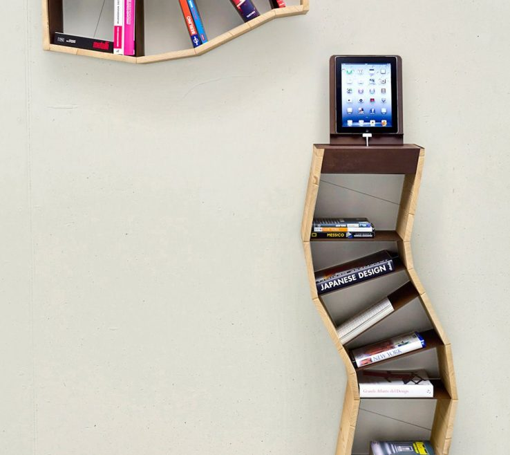 Picturesque Unique Shelving Units Of Creative Storage For Small Spaces, Storage Unit