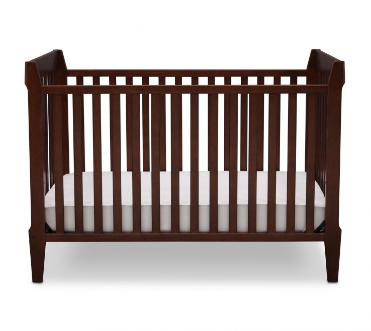 Remarkable Mid Century Modern Baby Crib Of Shop Serta Mid Century Classic 5 In 1 Convertible