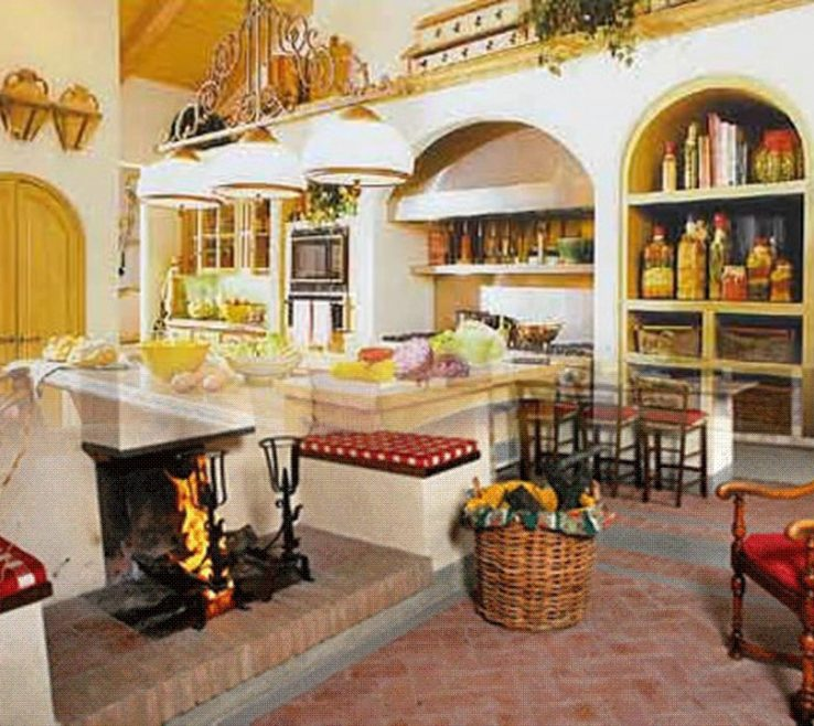 Remarkable Spanish Decor Ideas Of Style Decorating