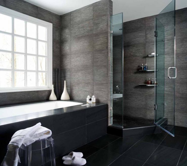 Small Modern Bathroom Of New Bathrooms Designs Adorable New Ideas