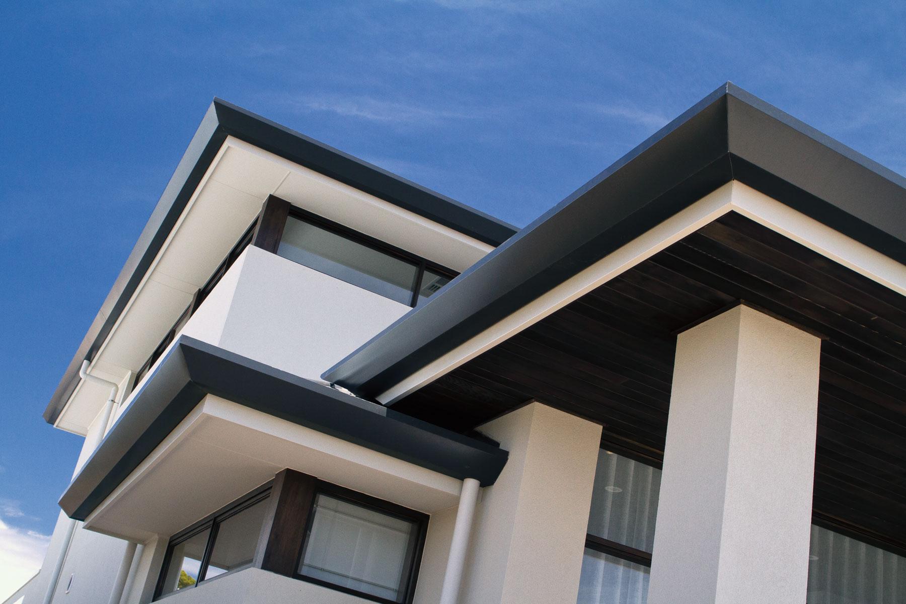 Modern House Gutters 7