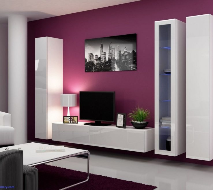 Sophisticated Wall Unit Designs For Small Living Room Of Modern Cupboard In 2016