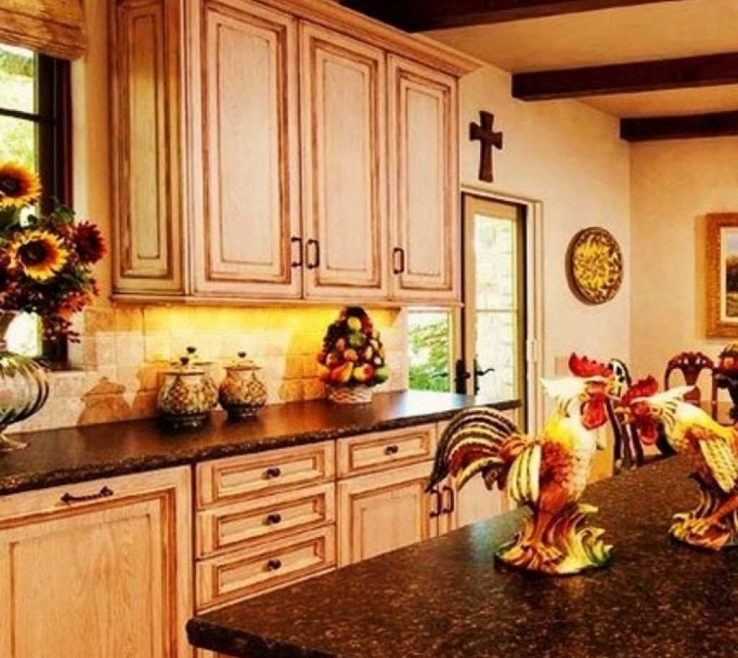 Spanish Decor Ideas Of Kitchen Extraordinary Idea Style Pics