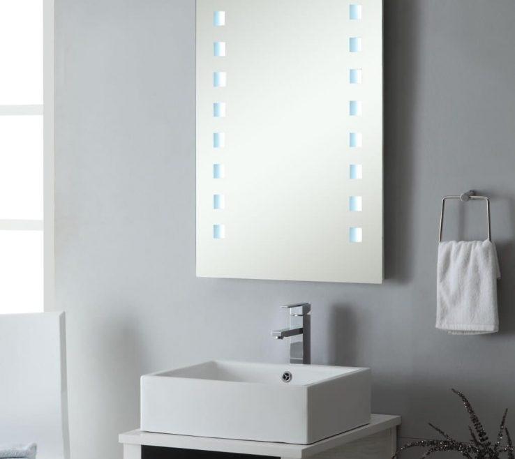 Terrific Best Modern Bathroom Of Bathroom Wall Mount Mirror With White Pedestal