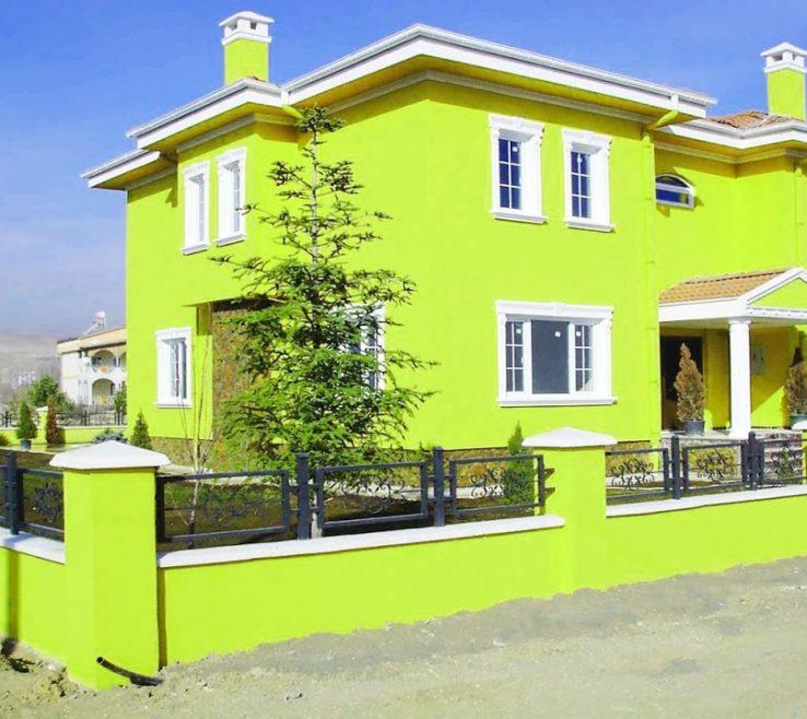 Terrific Exterior E Paint Color Ideas