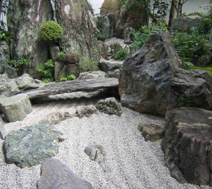 Terrific Japanese Garden Ideas Of Photograph Via Wikimedia.