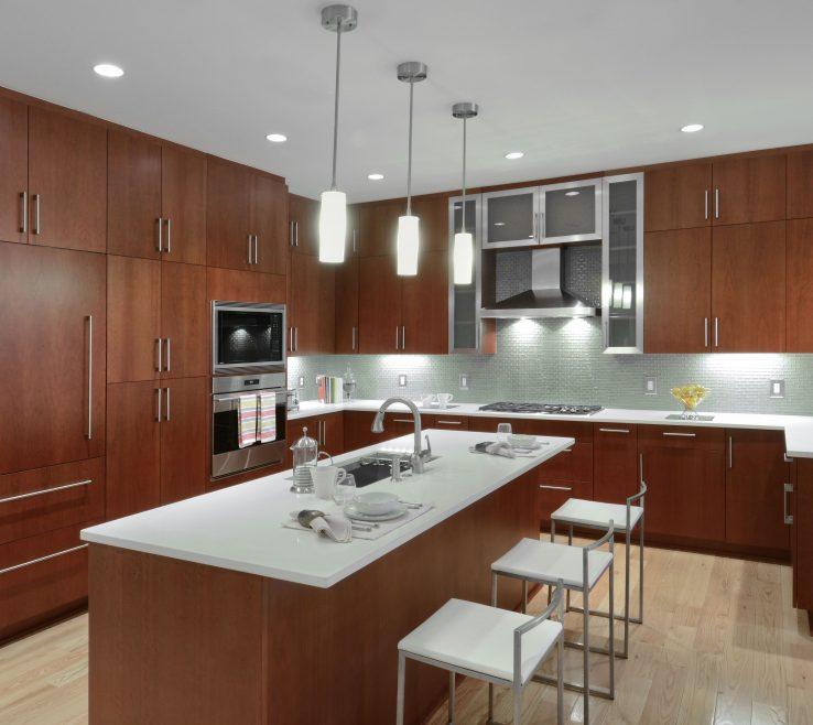 Trial S Of Red Quartz Kitchen Alluring Urban Kitchen
