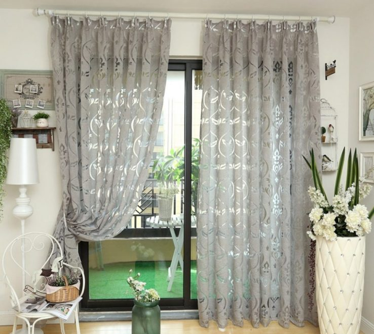 Ual Window Treatments Of Medium Size Of Curtain:red And Black