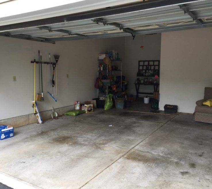 Unique Garage Redesign Of In Typical Fashion The Space Featured Plenty