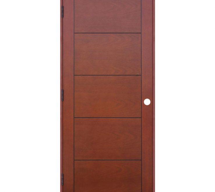 Unique Interior Contemporary Doors Of Prefinished Panel H Hollow