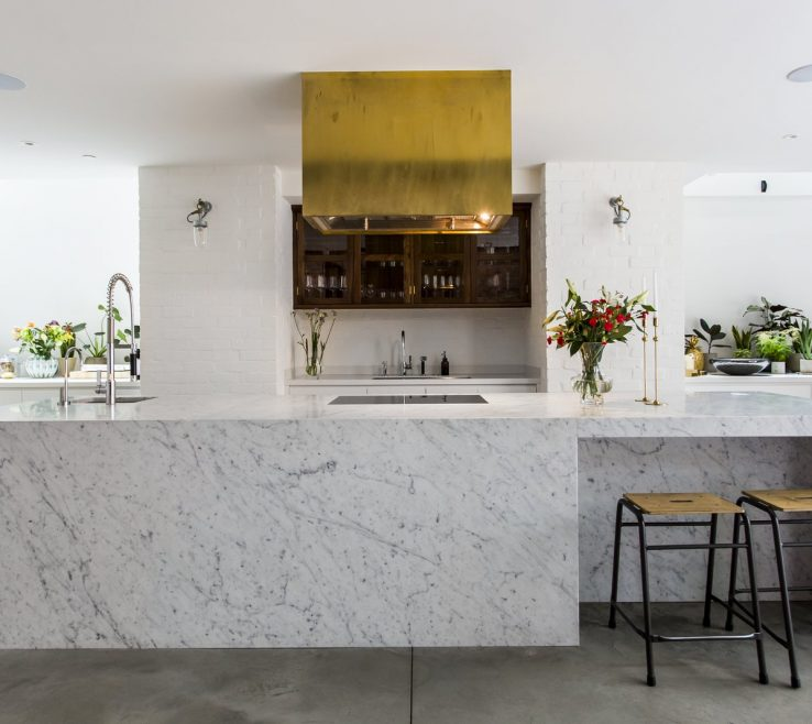 Unique Kitchen Island Alternatives Of 6 Marble For Your S