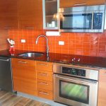 Unique Orange Kitchen S Of Island Teal And Decor Sink Pull Down