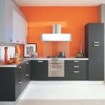 Unique Orange Kitchen S Of #kbhome