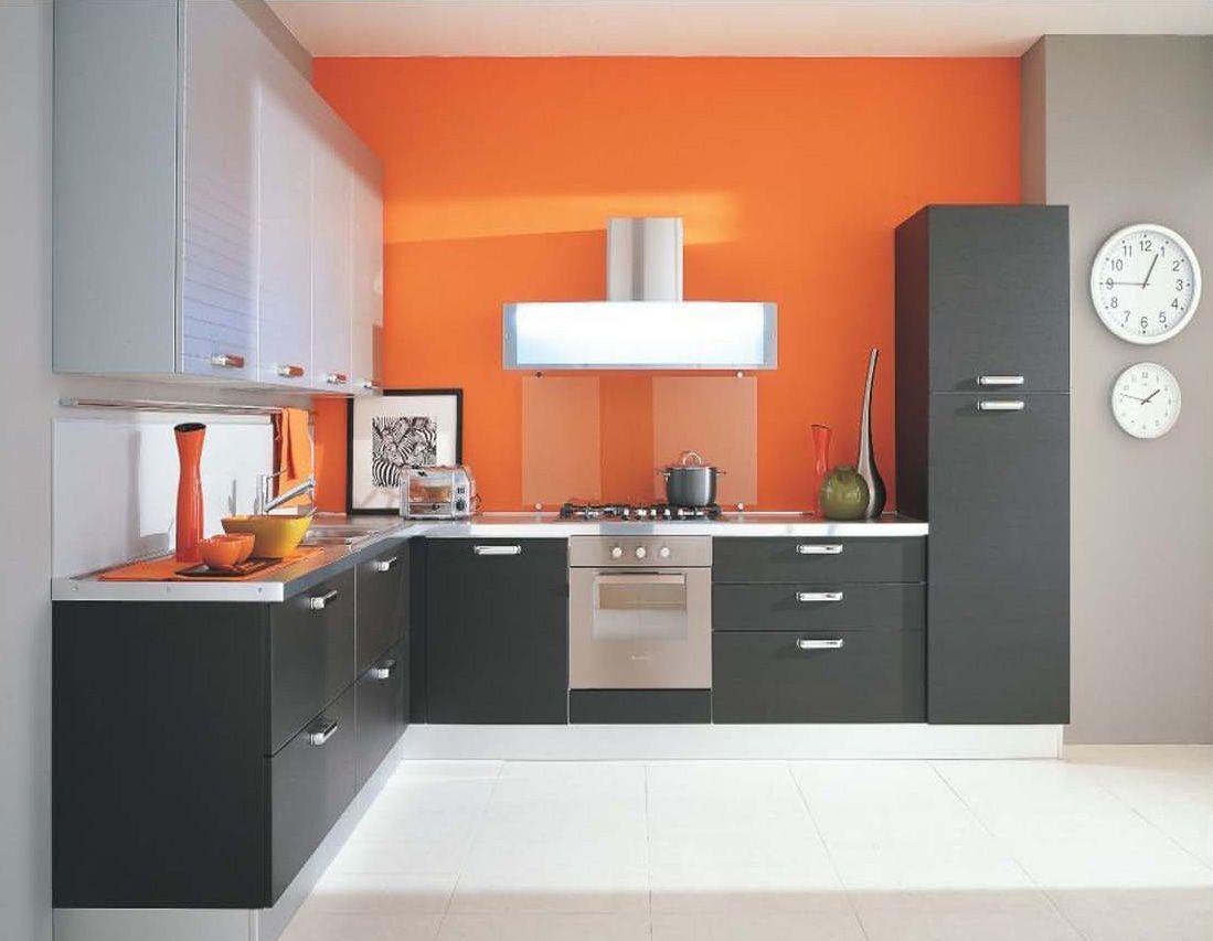 Unique Orange Kitchen S Of Kbhome