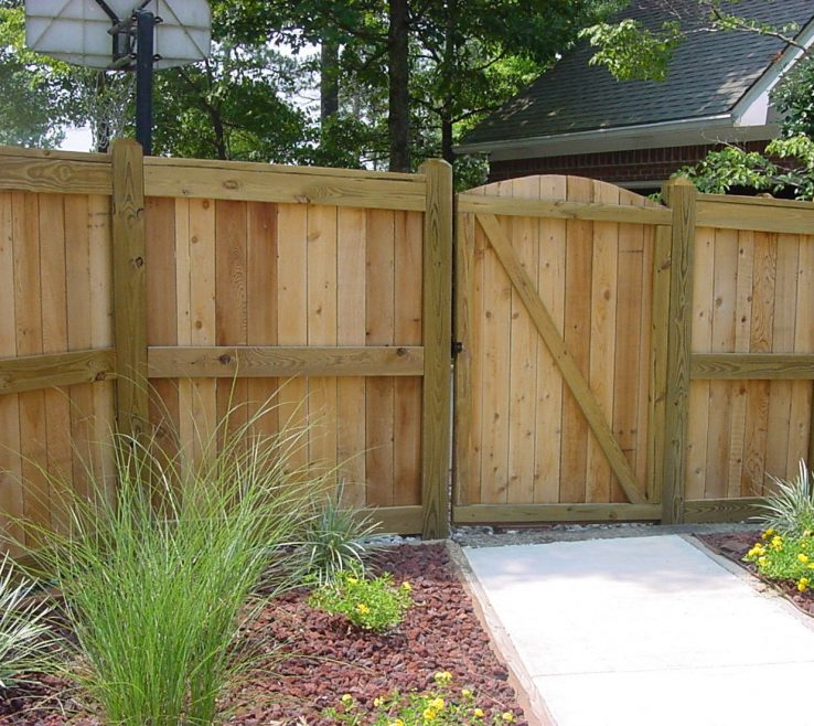 Vanity Attractive Fences Of Get Tips On Designing Privacy Fencing