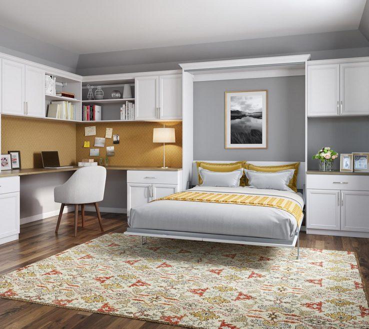 Vanity Fold Away Bed Ideas Of California Closets Murphy