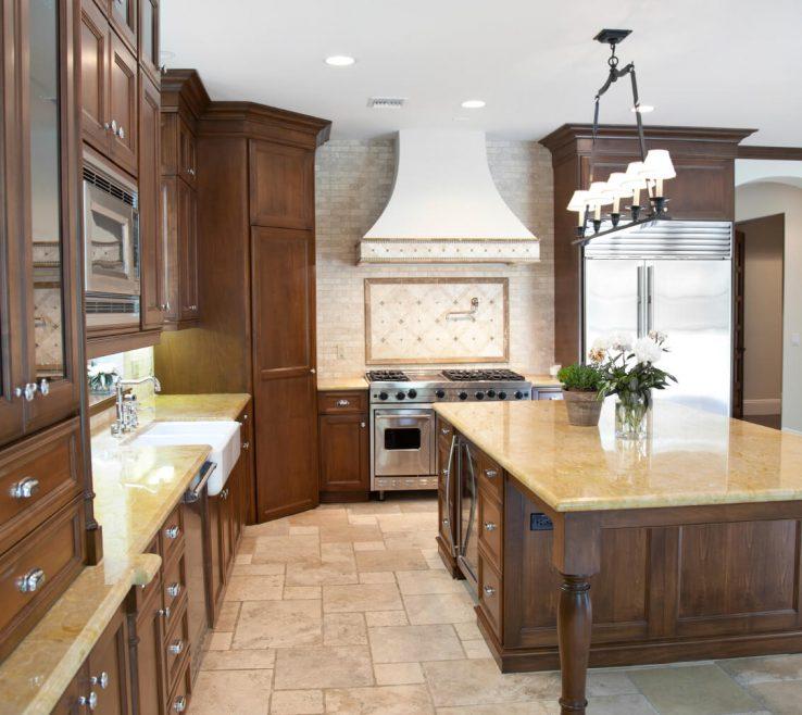 Vanity Tile Floor Designs For Kitchens Of E Aleksandrvasser Kitchen Natural Stonechen Flooring Floors