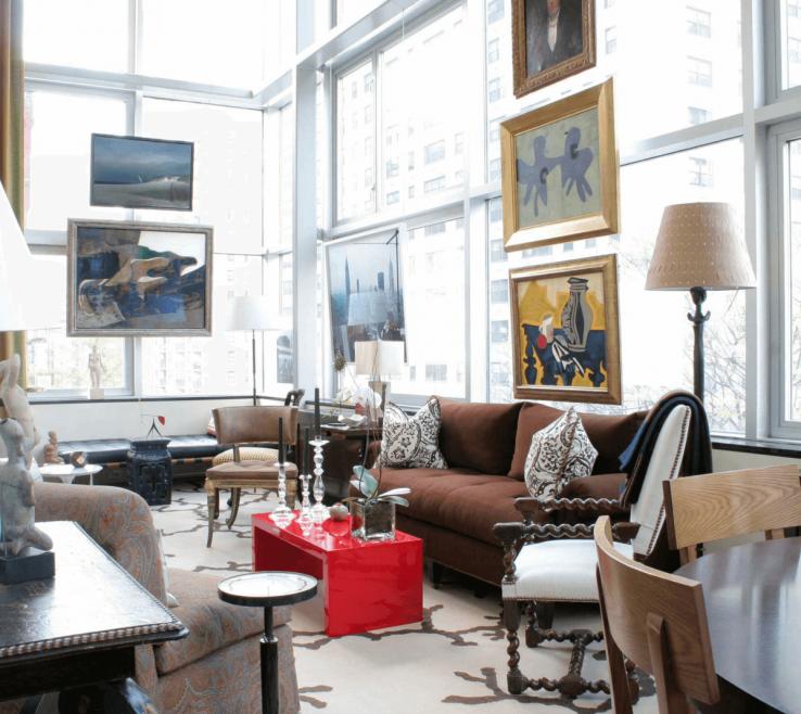 Window Treatment Ideas For Living Room Of Artwork On Windows