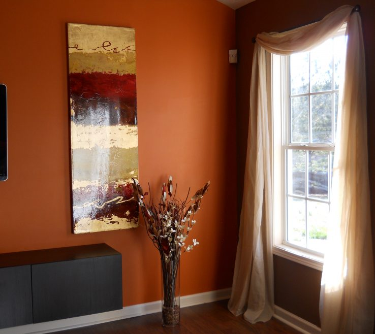 Wonderful Burnt Orange And Brown Living Room Ideas Of Decor How To Decorate