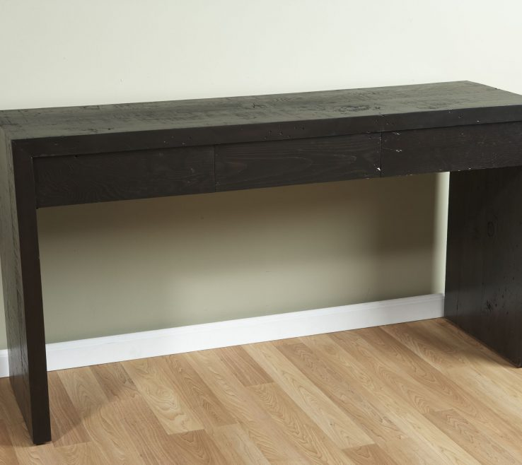 Wonderful Contemporary Console Table With Drawers