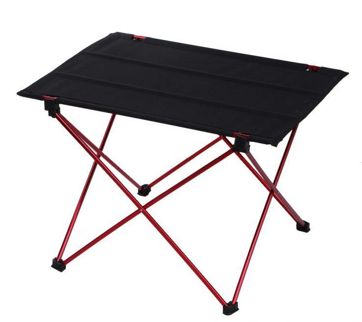 Wonderful Designer Folding Tables Of Ultra Light Aluminium Alloy Camping Hiking