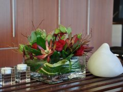 Flowers For Coffee Table