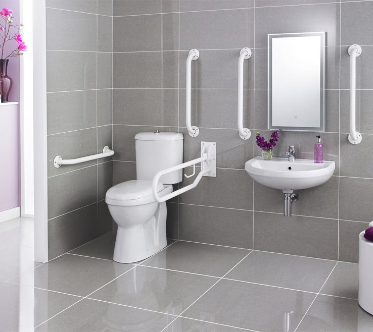 Adorable Bathrooms For Disabled Persons Of Premier Doc M Pack Bathroom