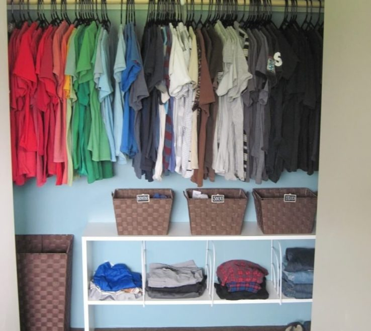 Adorable Closets Organization Ideas Of Full Size Of Closet Organizer:closet Organizer
