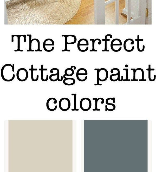 Adorable Cottage Paint Color Schemes Of Lmb Rental Colors Part 1