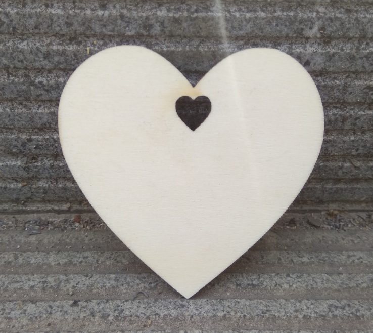 Adorable Heart Decorations Home Of 25pcs/lot Diy Wooden Shape Ornament Wood Wedding
