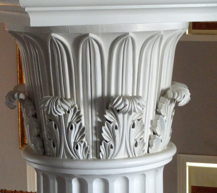 Adorable Interior Column Designs Of File:interior Capital North Carolina State Capitol