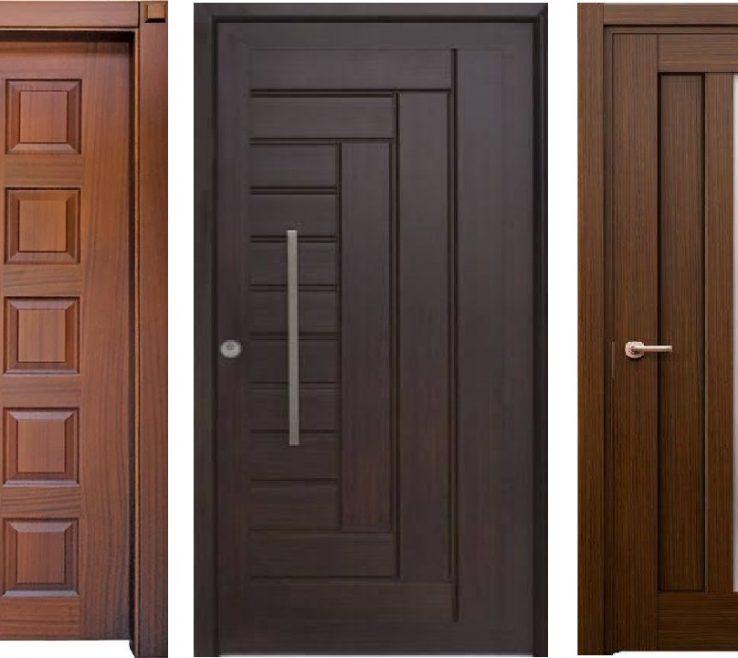 Adorable Interior E Doors Designs 30 Modern Wooden Door For Home