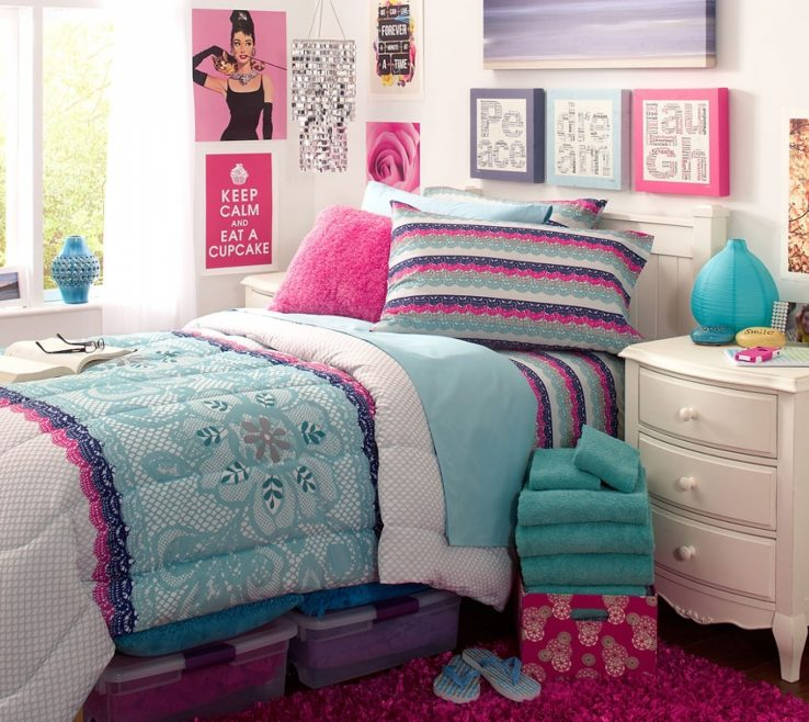 Adorable Paint Colors For Teenage Girl Room Of Full Size Of Bedroom Bedroom Makeover Ideas
