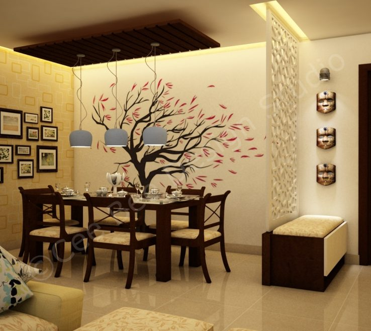 Adorable Partition Wall Ideas Of Creative Design Improving Open Small Spaces