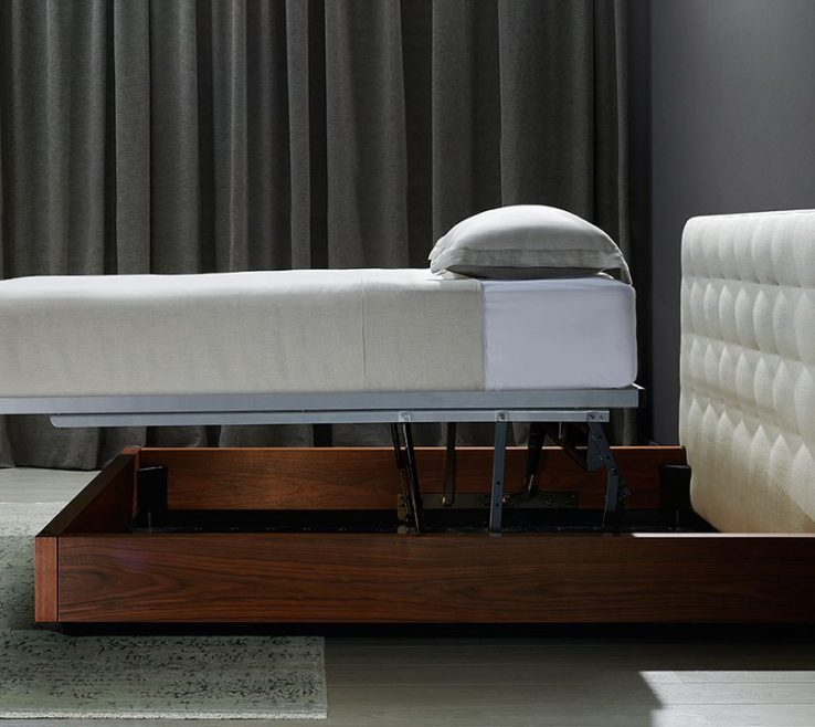 Adorable Space Saving Storage Beds Ponents