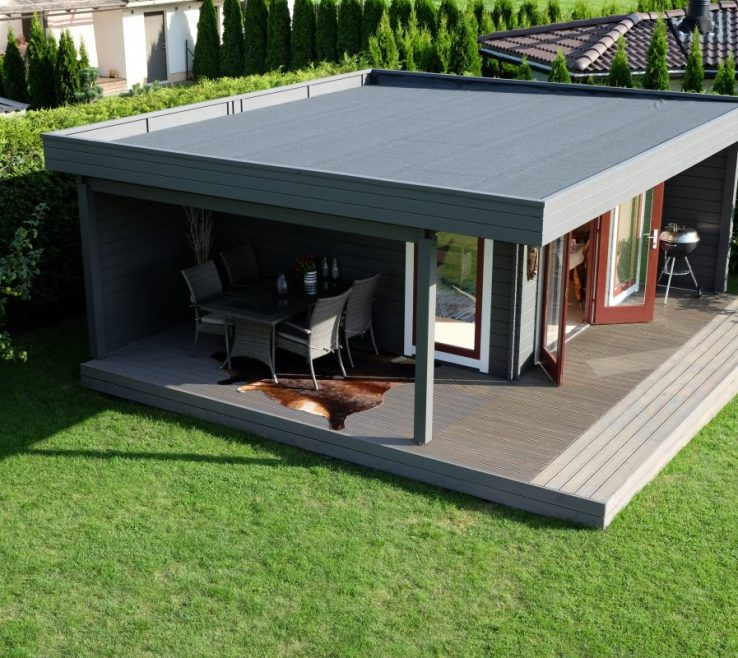 Adorable Summer E Garden Room Of The Hansa Lounge Xl With Extended Sundeck