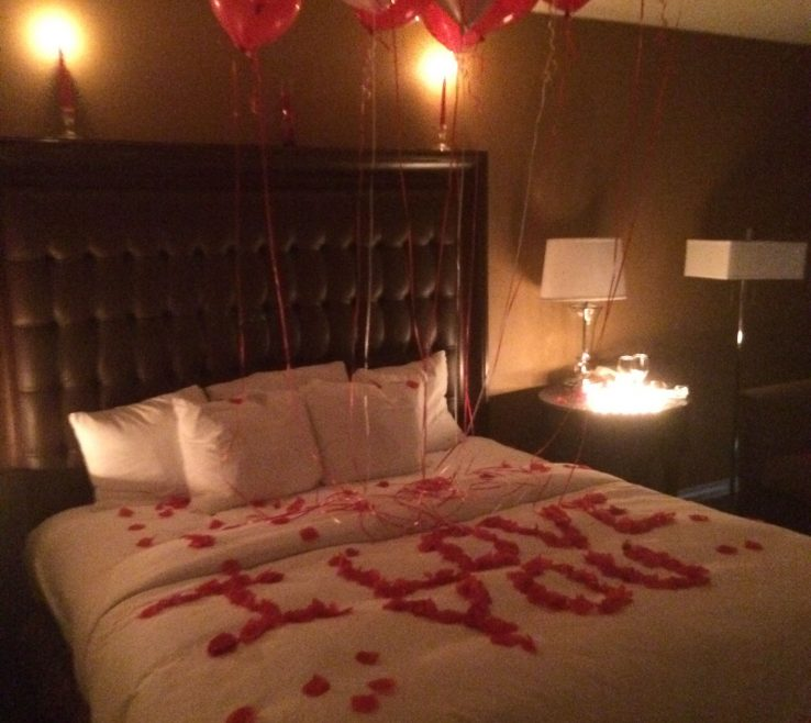 Adorable Valentine Room Decorations Of A Half Dead Balloon In The That She