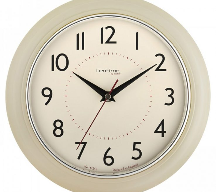 Adorable Wall Clocks For Kitchens Of The Joys Selecting Kitchen Awesome Designer