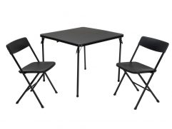 Collapsible Table And Chairs