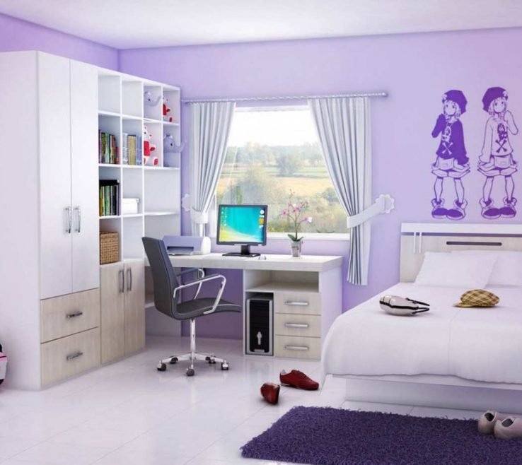 Alluring Paint Colors For Teens Of Room Ideas Teenage Girl Fresh Room Decor