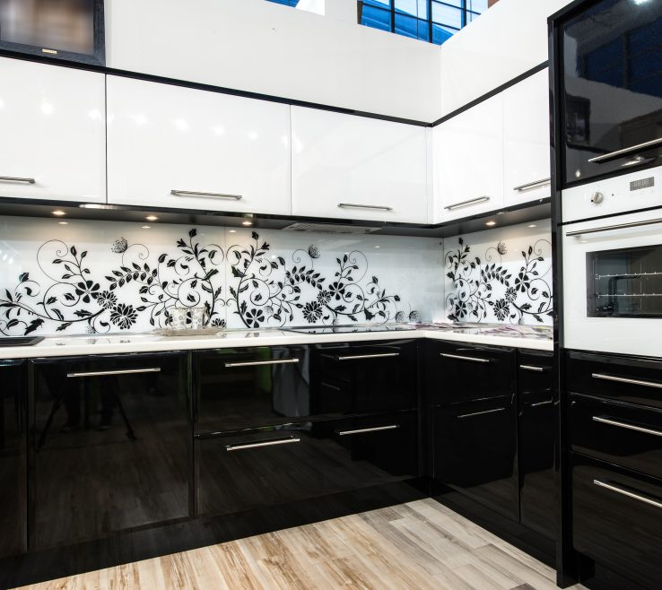 Alluring Printed Glass Backsplash Of We Can Print Your Favourite Photo, Image
