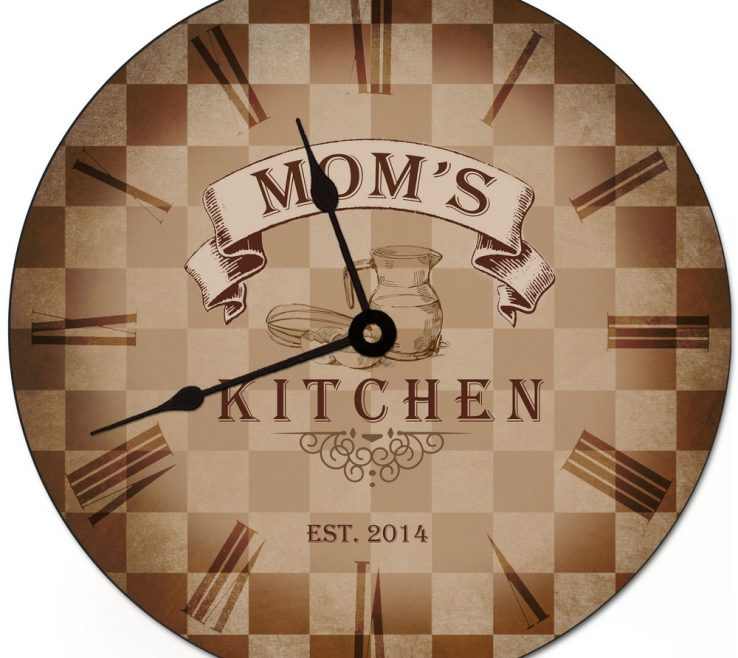 Alluring Wall Clocks For Kitchens